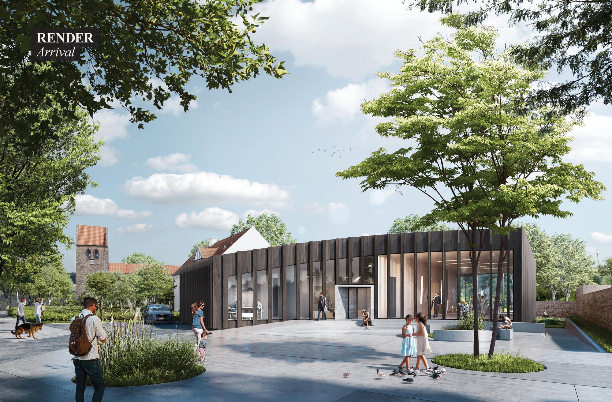 NORD Architects' Brønshøj Parish Centre Fosters Community Gathering, Courtesy of NORD Architects Copenhagen