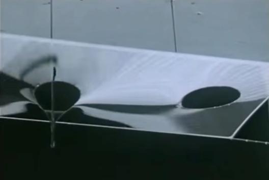Video: Frei Otto, experimentando con pompas de jabón
