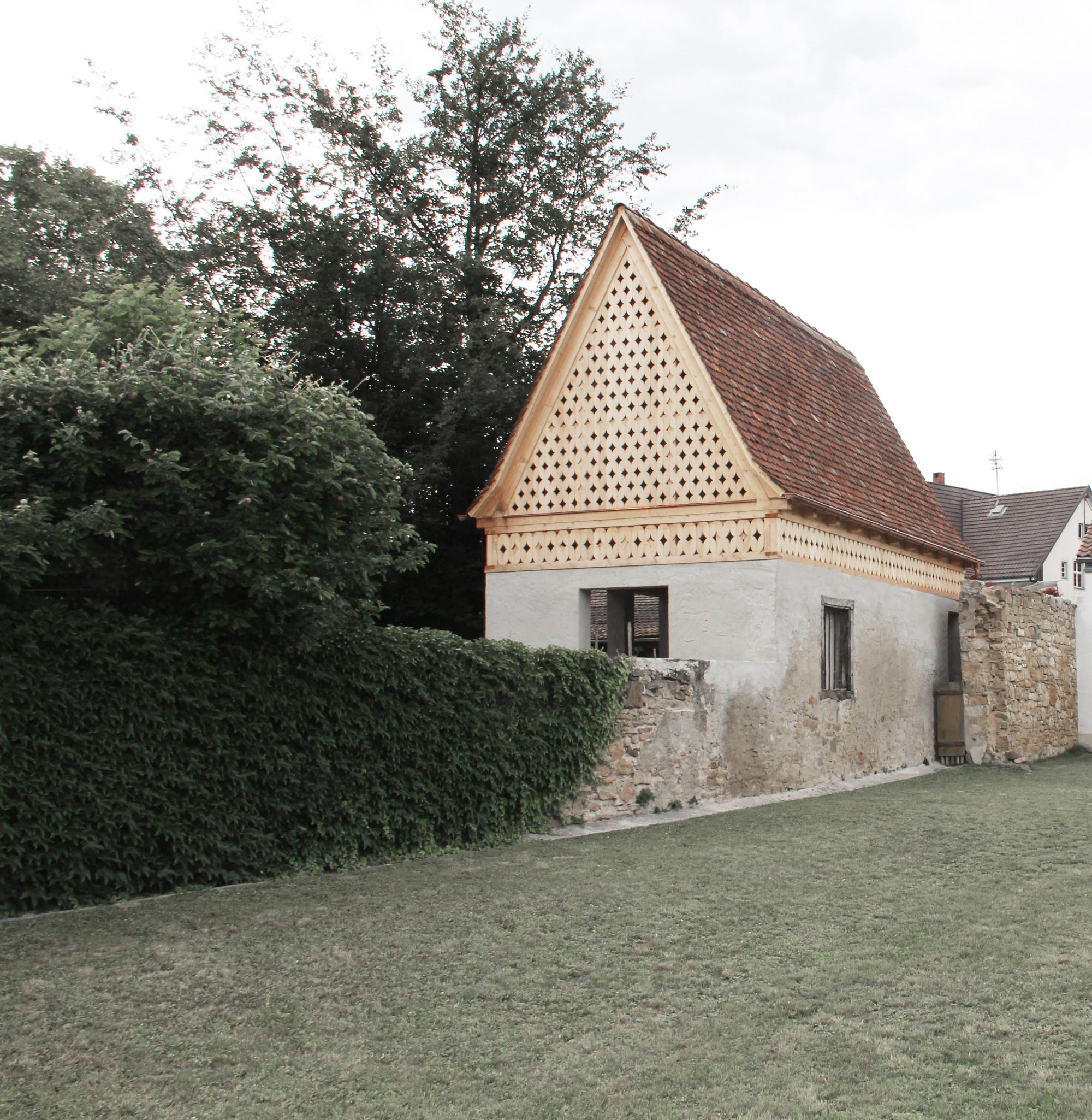 Casa en el Jardín / Vécsey Schmidt Architekten, © Doris Lasch
