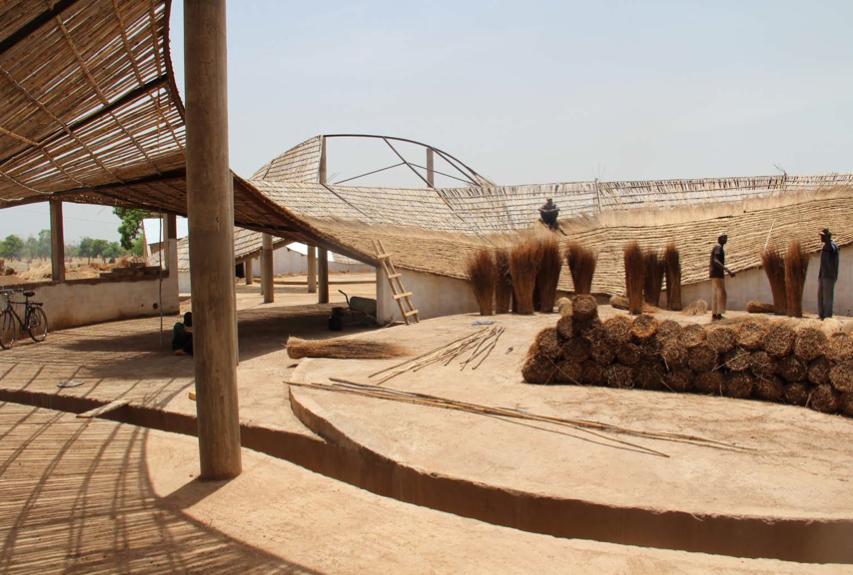 Gallery Of New Artist Residency In Senegal Toshiko Mori 9