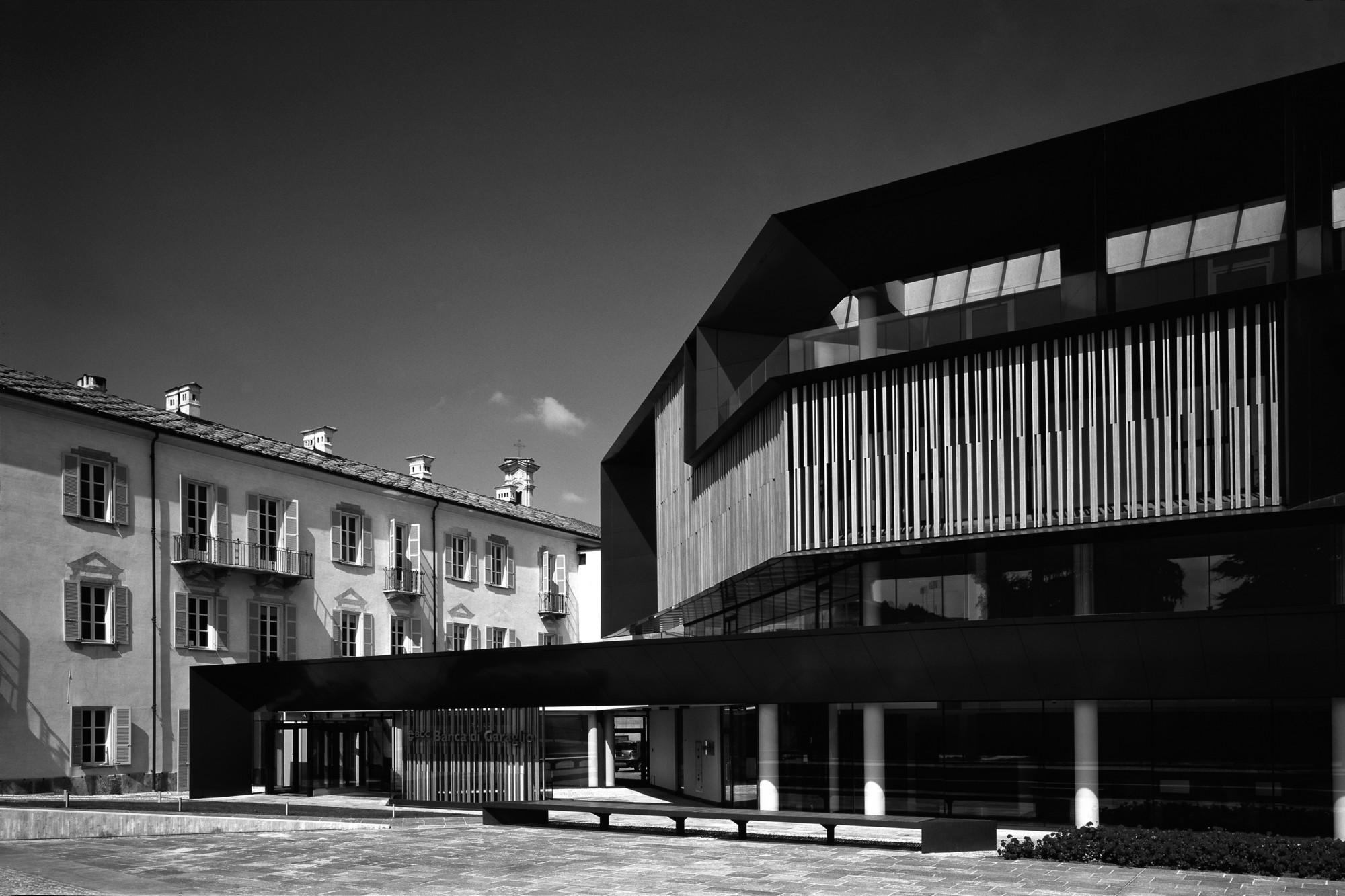 Gallery Of Nuova Sede Banca Credito Cooperativo Di