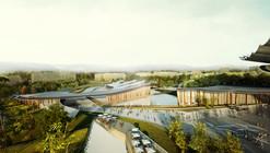 Rafael de La-Hoz y ADRI-HIT se adjudican primer lugar en diseño de centro cultural en China