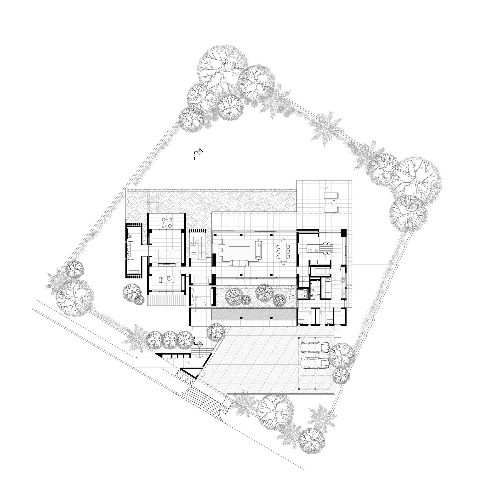 59btp house ong ong pte ltd archdaily floor plan