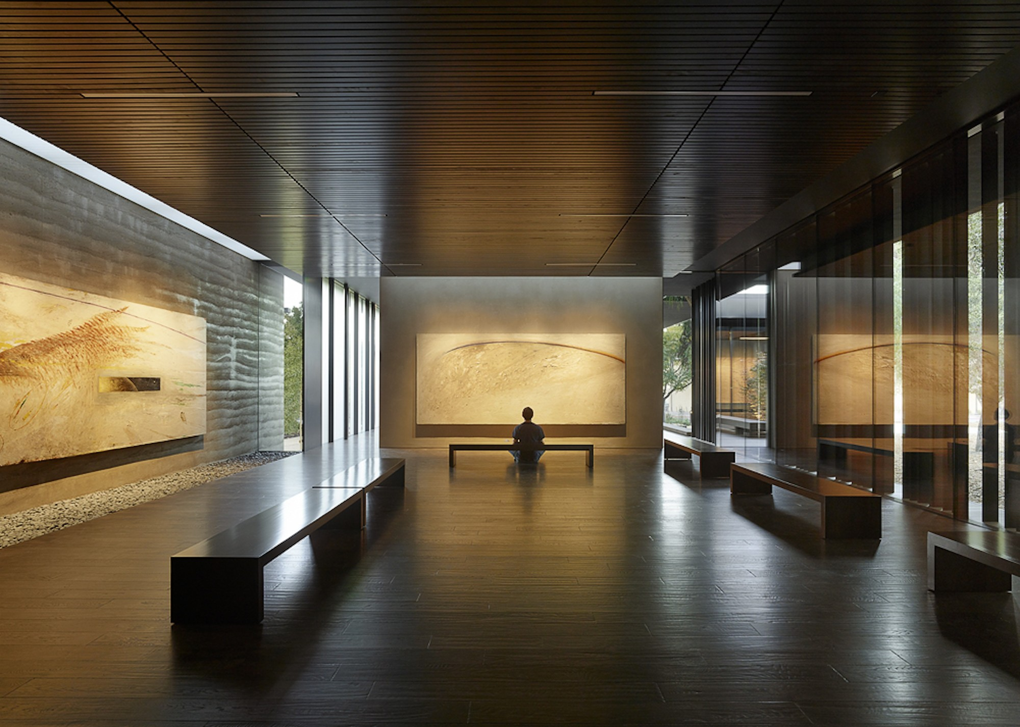 Gallery Of Windhover Contemplative Center Aidlin Darling
