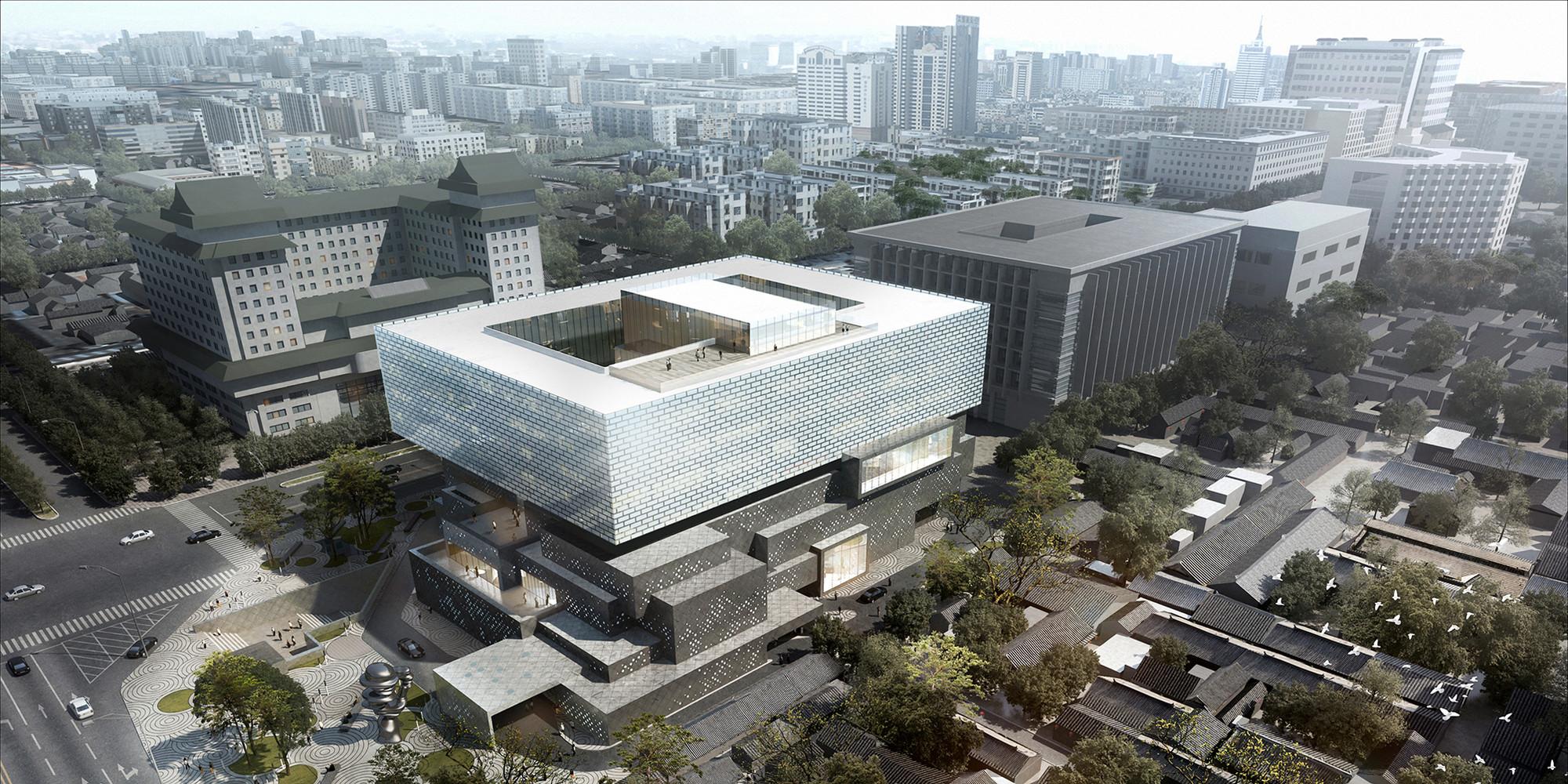 Gallery of interview b ro ole scheeren unveils designs for Buro architectes