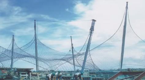 Video: Frei Otto's German Pavilion at Expo 67