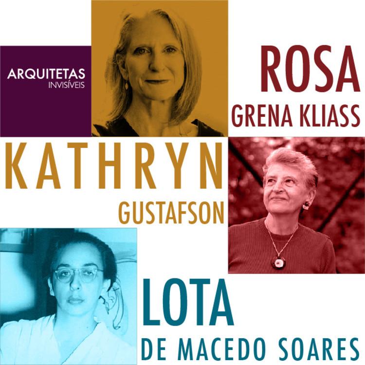 'Arquitetas Invisíveis' reconocen a 48 mujeres en la arquitectura: Paisajismo, Cortesía de Arquitetas Invisíveis