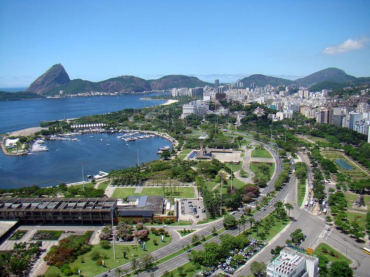 Parque de Flamengo. © Rodrigo Soldon via Wikimedia