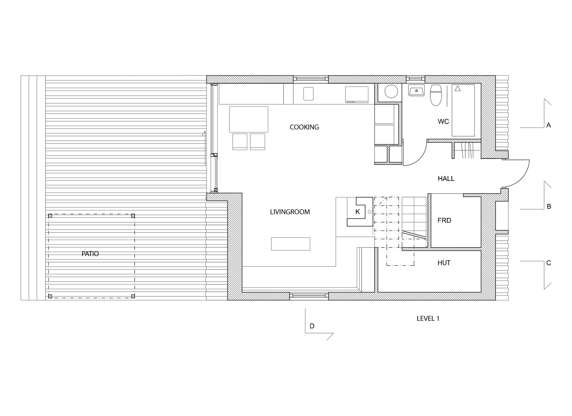 Gallery of summer house in dalarna leo qvarsebo 15 for Summer house plans free