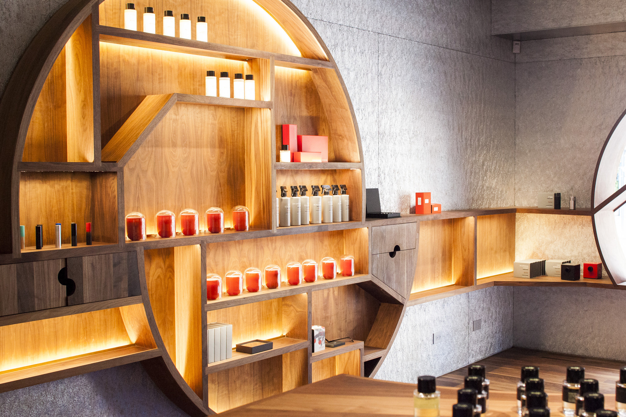 Frederic Malle / Steven Holl Architects, © Susan Wides