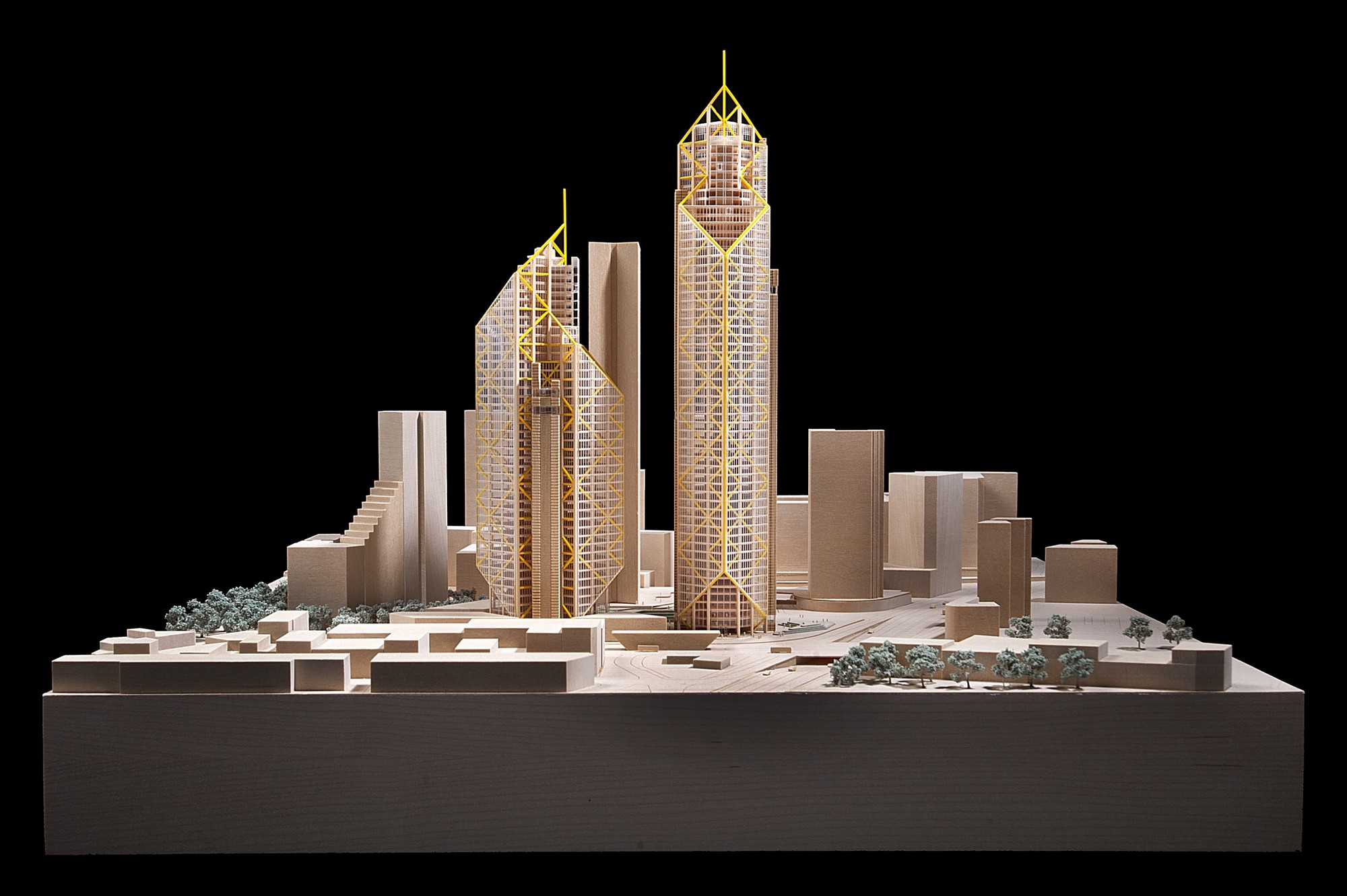 RSHP Unveils Plans for Two Tower Development in Bogotá, © RSHP