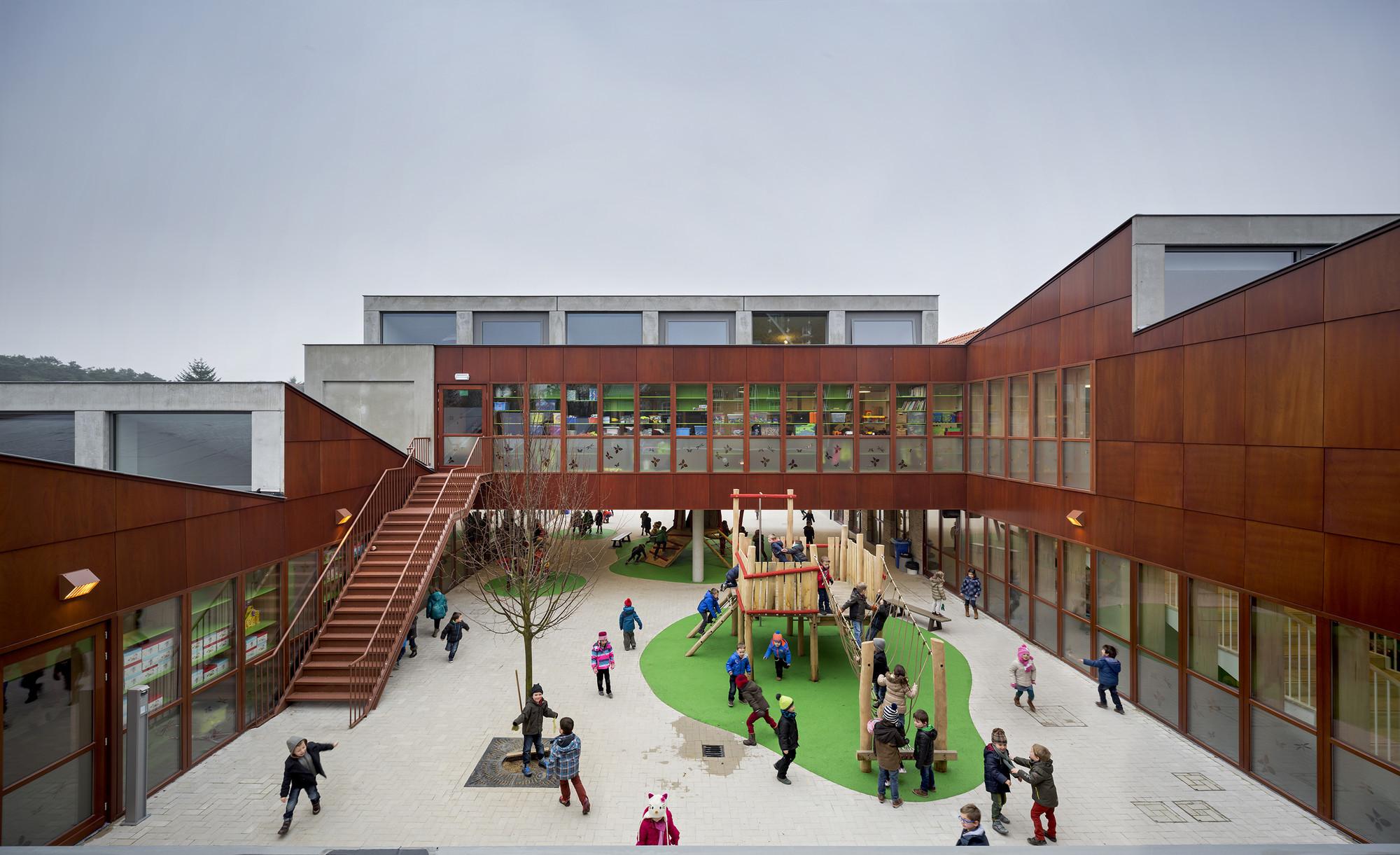Gallery of gekko moke architecten 1 - College of design construction and planning ...