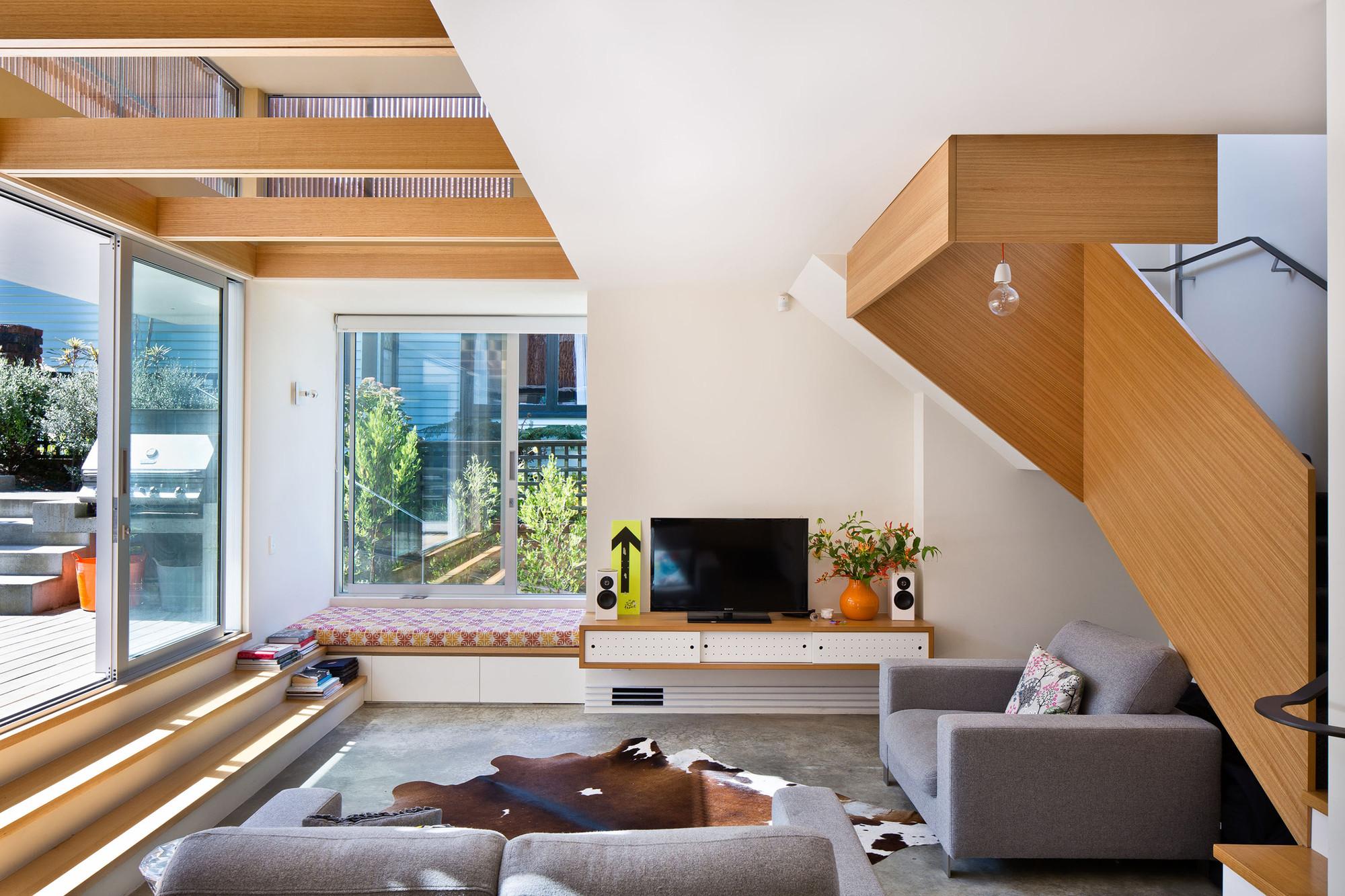 Matai House  / Parsonson Architects, © Paul McCredie