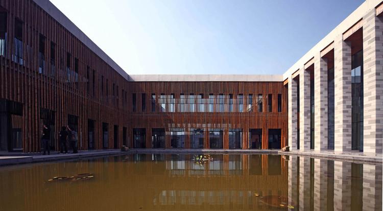Museo Luo Fu Shan Shui / ADARC Associates, Cortesía de ADARC Associates