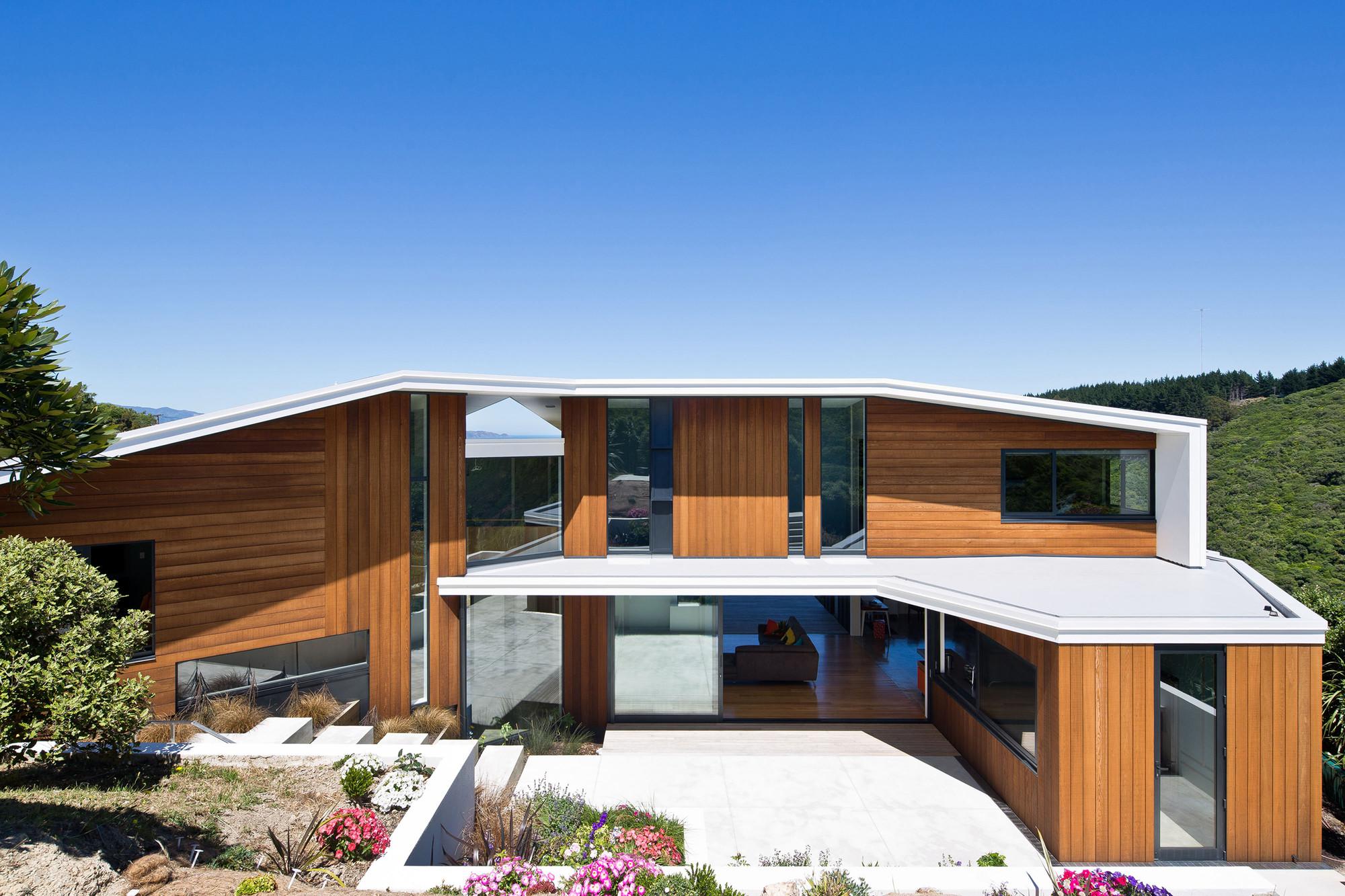 Korokoro House / Parsonson Architects, © Paul McCredie
