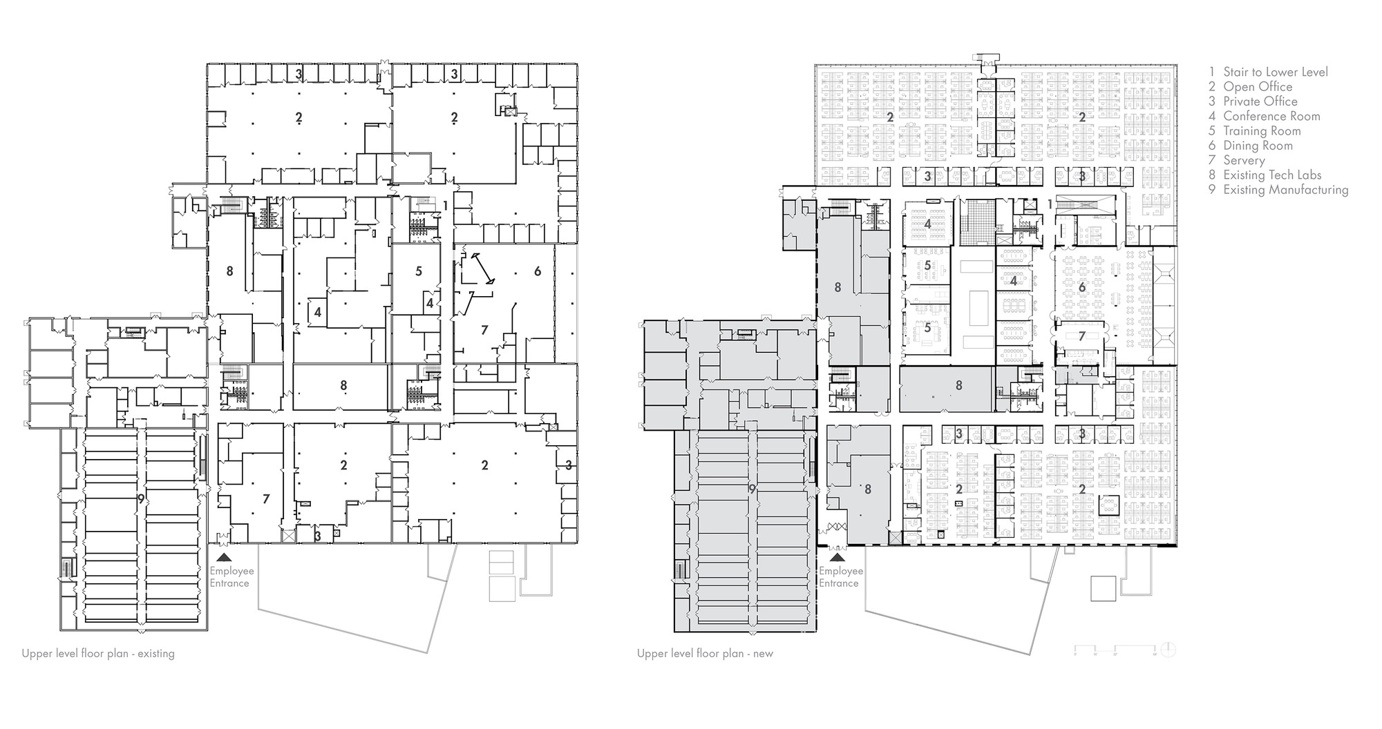 Emerson process management hga archdaily for Design office 4100