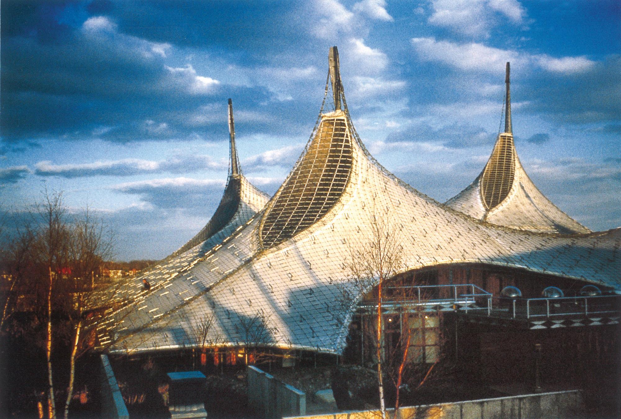 Clásicos de Arquitectura: Pabellón Alemán, Expo '67 / Frei Otto y Rolf Gutbrod, © Frei Otto