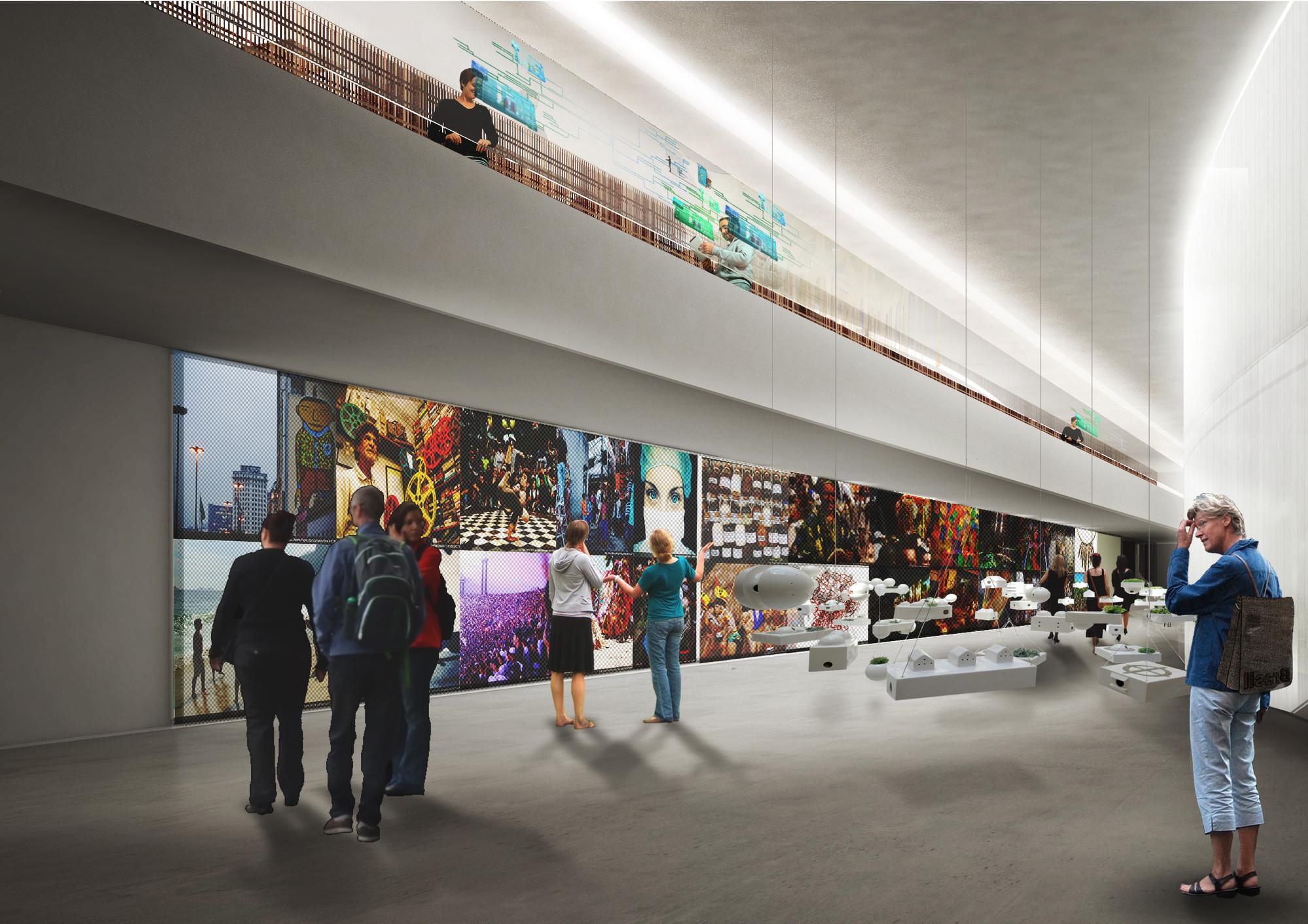 Galeria de Exposición