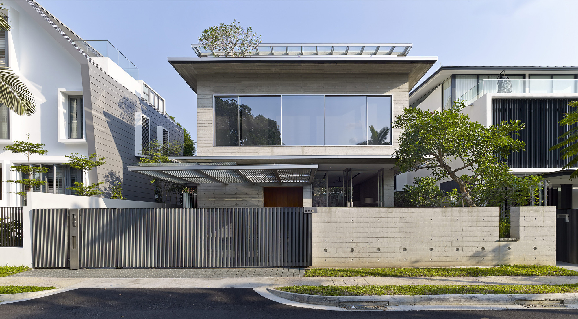 Gallery of Chiltern House / WOW Architects | Warner Wong ...