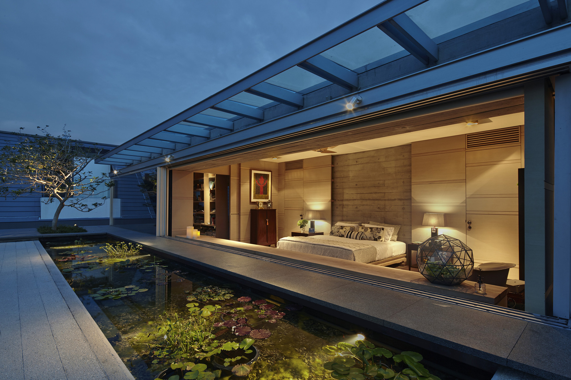 Casa Chiltern / WOW Architects | Warner Wong Design, © Aaron Pocock