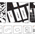 Site History Diagrams. Image Courtesy of Bumjin Kim, Minyoung Kim