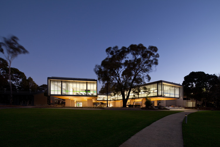 Tintern Middle Schools / Architectus, © Folded Bird Photography (Brendan Finn)