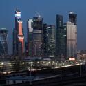 Moskva City. Image © Flickr user kishjar?