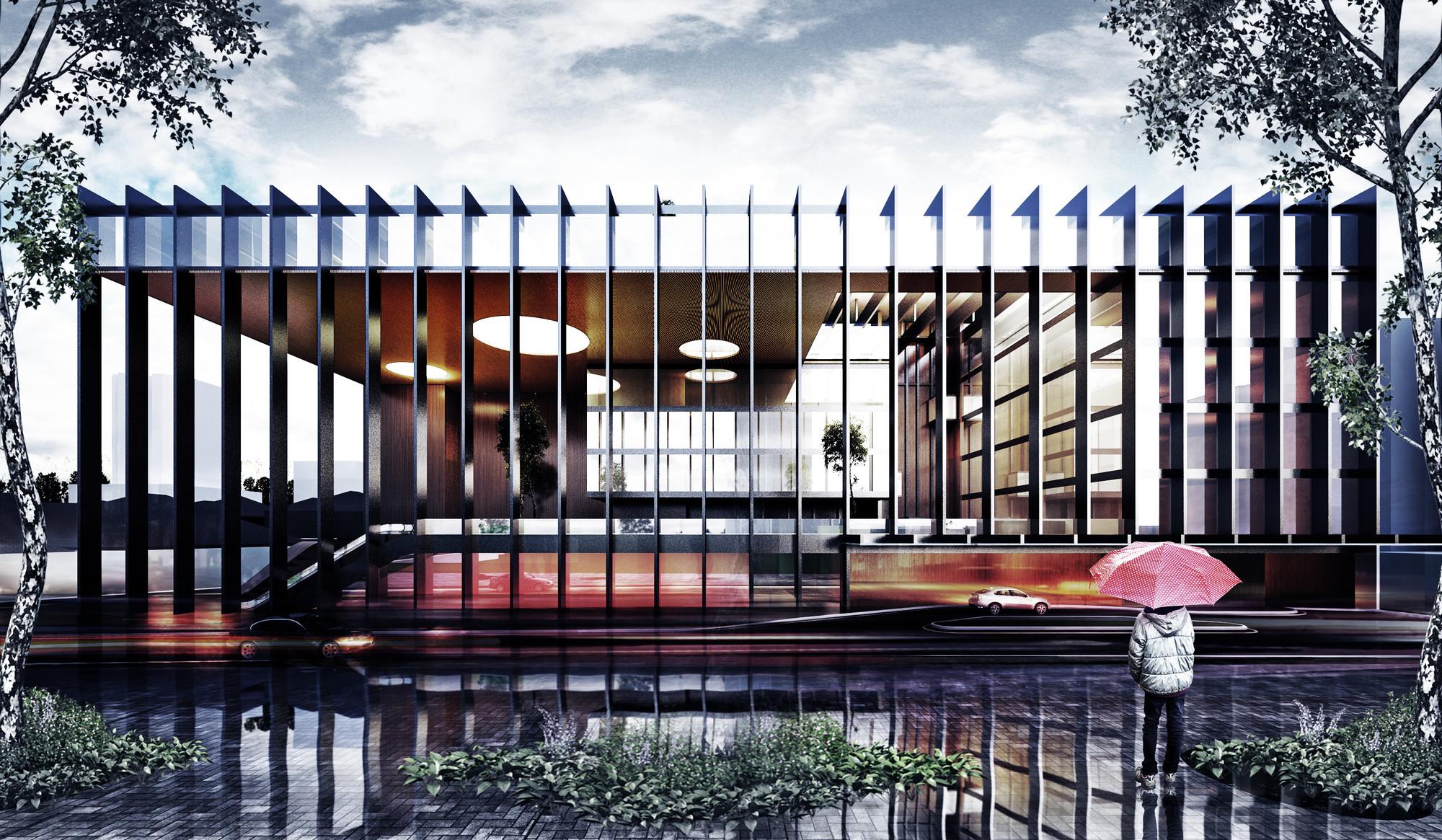 Cortesia de Mallol & Mallol Arquitectos