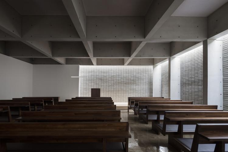 Iglesia Gumam Sungmun / Oh Jongsang, © Namgoong Sun
