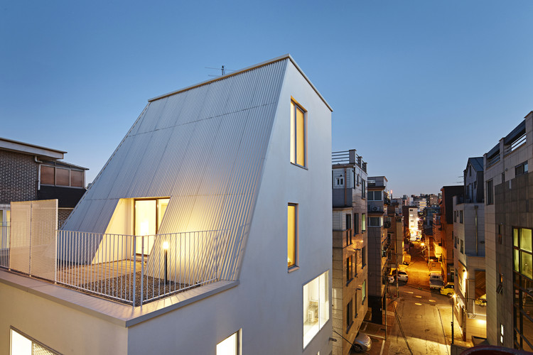 The White Cone House / apparat-c, © Namsun Lee