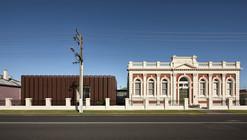 Centro de investigación y archivo The Treasury / Architectus