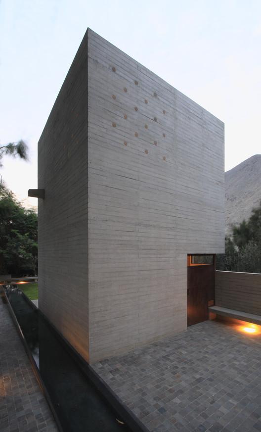 Perú | Capilla de la Piedra | Nómena Arquitectos. Image © Juan Solano