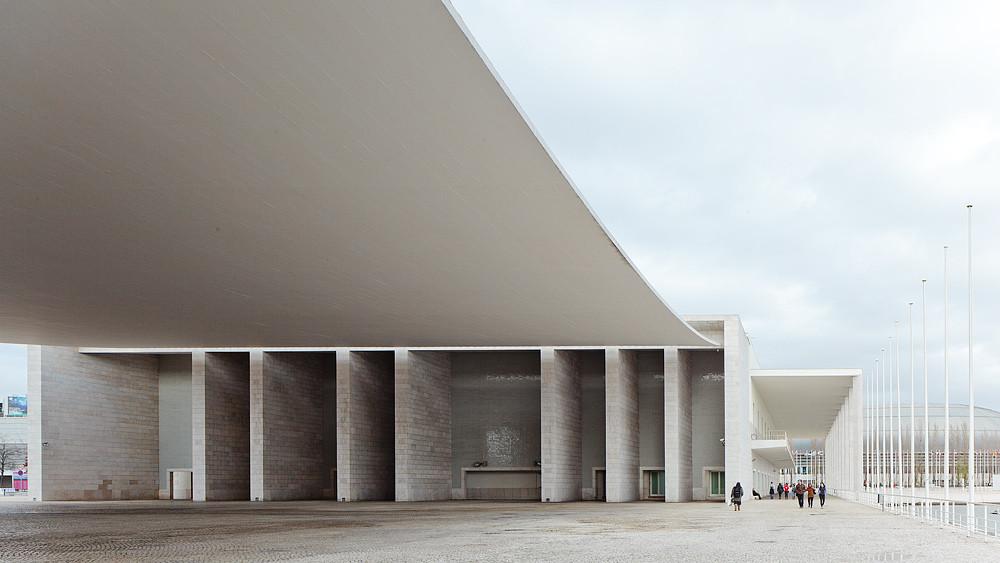 Pabellón de Portugal de Álvaro Siza pasará a ser propiedad de una universidad portuguesa, © Pedro Kok
