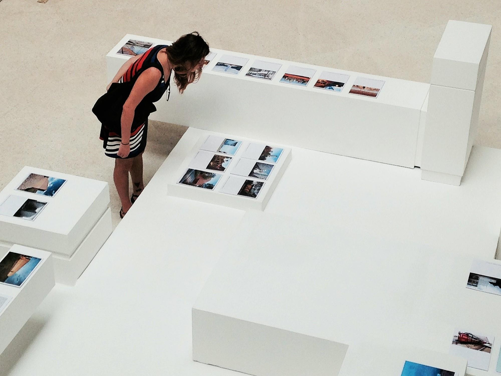 """Exposición """"Obras y proyectos de Iberoamérica"""". Image"""