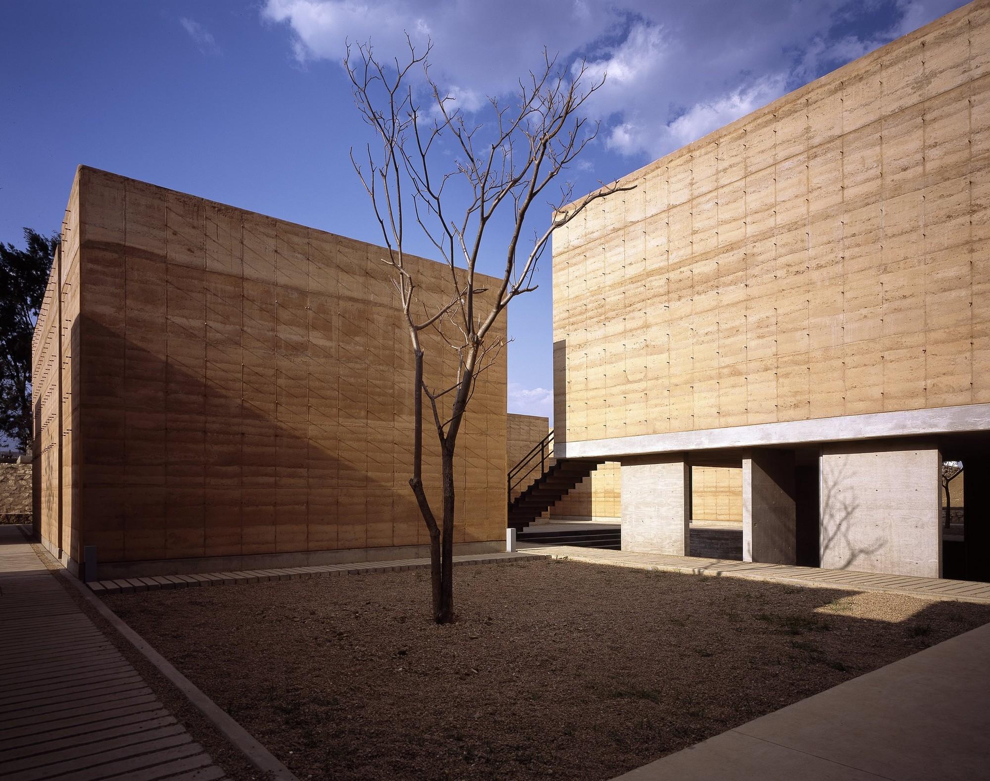 México | Proyecto Escuela Artes Plásticas | Mauricio Rocha . Image