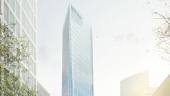AZPML and SHARE Selected to Design 115-Meter Viennese Office Tower