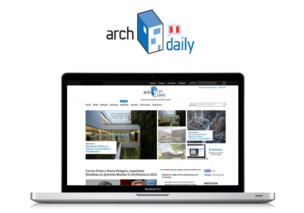 ArchDaily Perú: la mejor arquitectura del mundo, ahora desde un enfoque local
