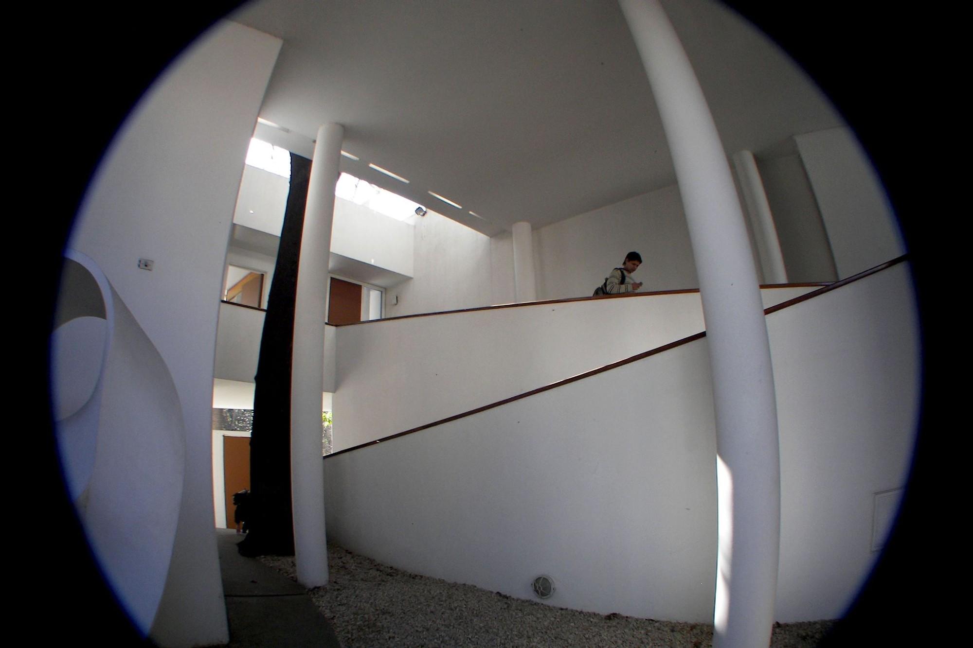 Detalle en la casa Curutchet. Image © Andres Briones [Flickr CC]