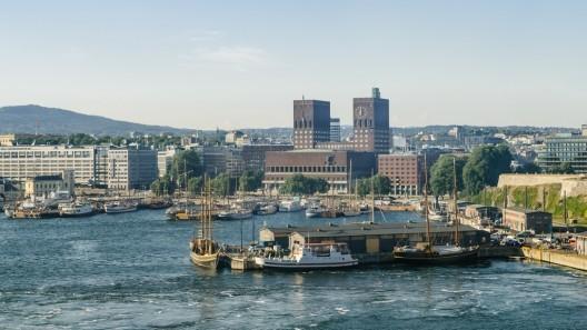 © Oslo, Noruega. © Benson Kua, vía Flickr.