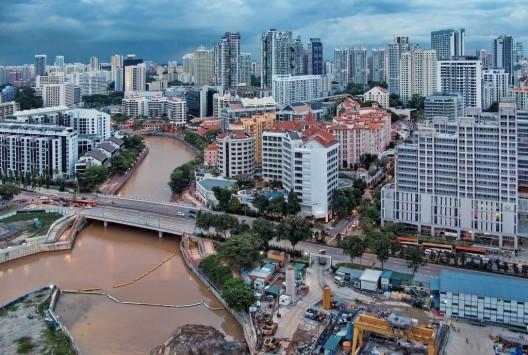 © Ciudad de Singapur. © williamcho, vía Flickr.