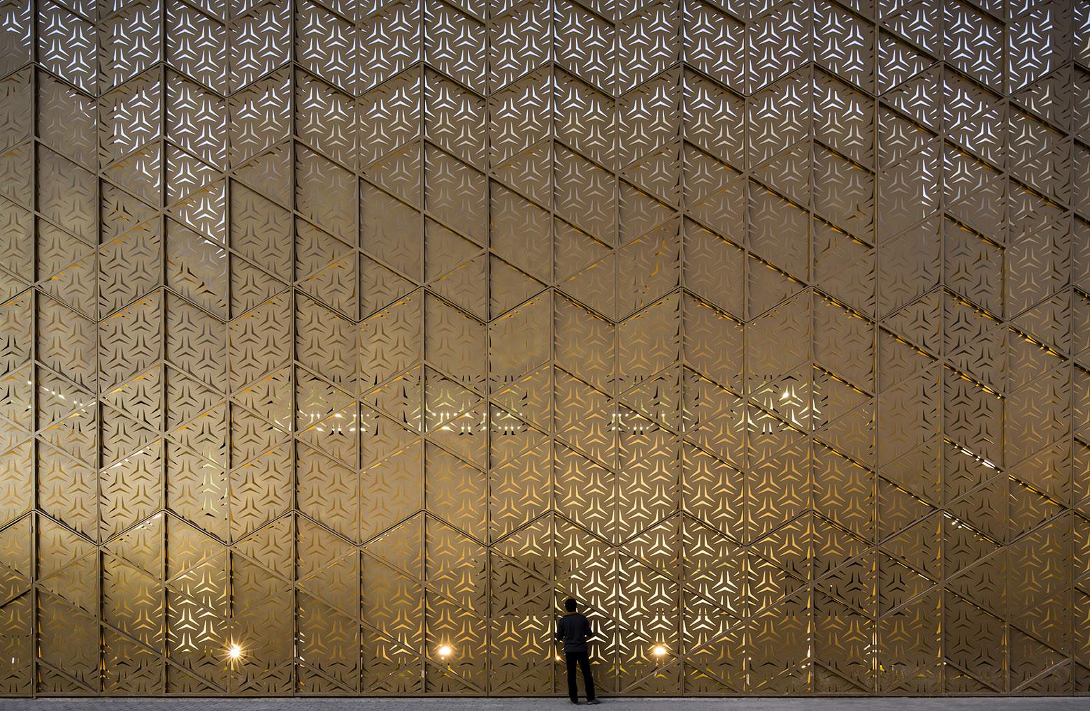 Clínica Ali Mohammed T. Al-Ghanim / AGi architects, © Nelson Garrido