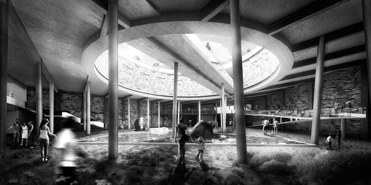 Anuncian ganadores del Concurso Nacional de Proyectos de Pregrado, CNPP 2015, Cortesia de Grupo Arquitectura Caliente