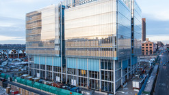 Renzo Piano's Columbia University Science Center to Open Next Year