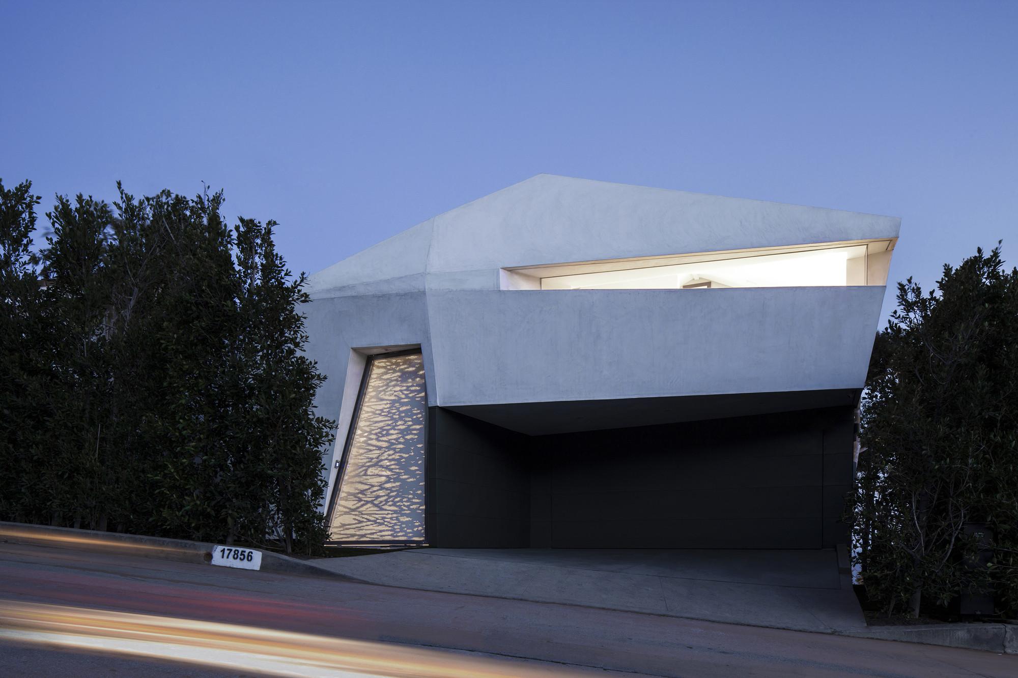 Residencia Montee Karp / Patrick Tighe Architecture, © Art Gray Photography