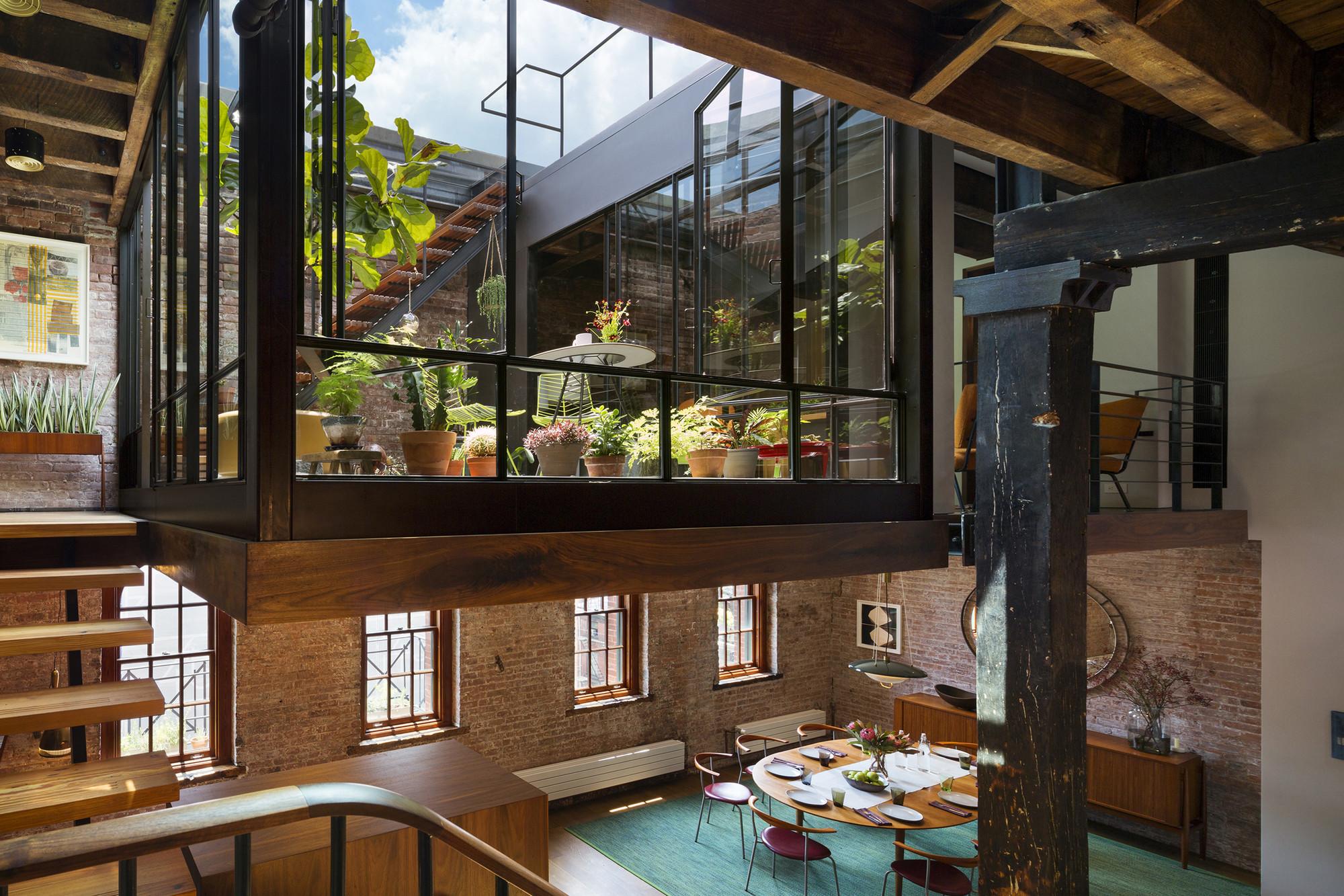 Tribeca Loft / Andrew Franz Architect, © Albert Vecerka/Esto