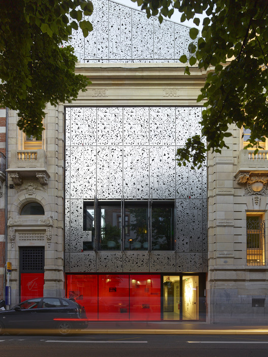 Caisse d'Epargne Headquarters / Taillandier Architectes Associés, © Stéphane Chalmeau