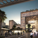 Innovation District. Image © SOM