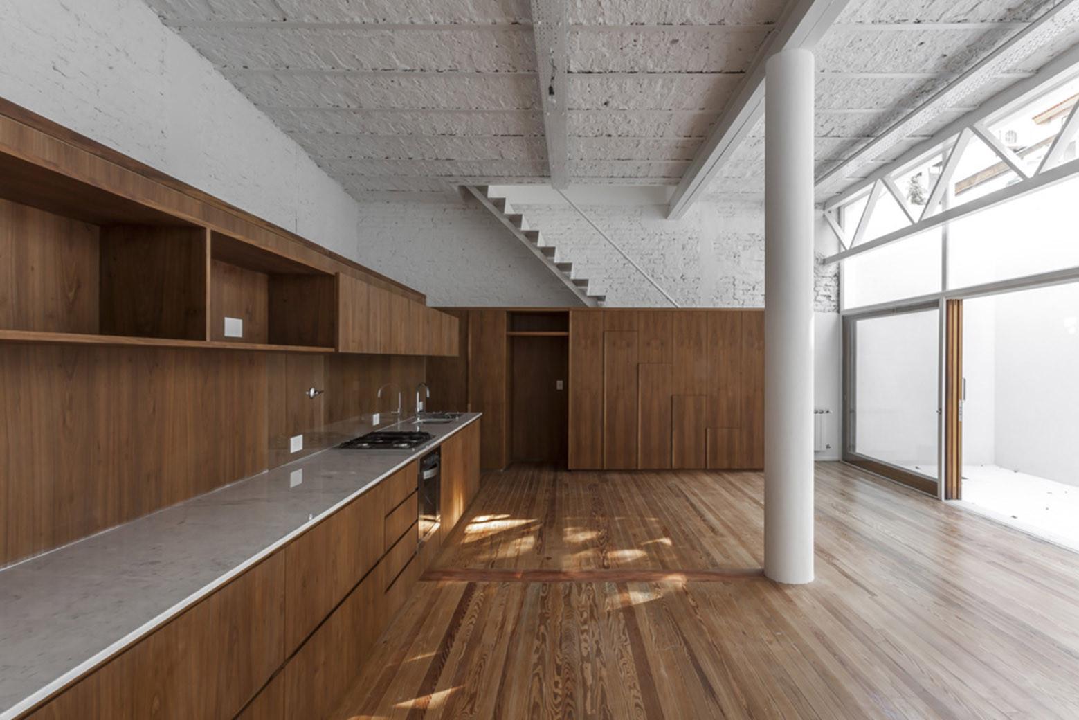 Casa Tamborini / Matías Beccar Varela + Ariana Werber, © Federico Kulekdjian