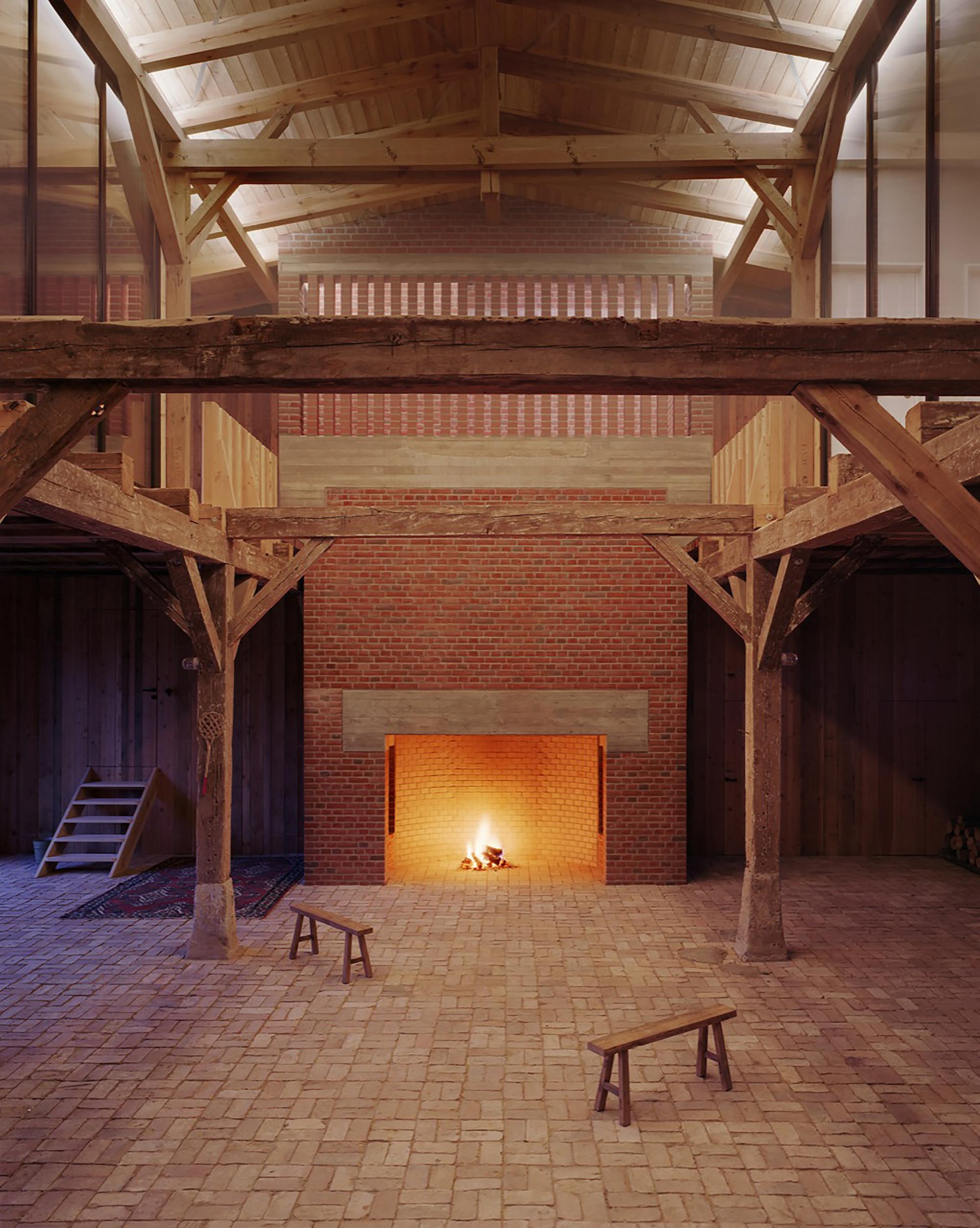 gallery of landhaus thomas kr ger architekt 16. Black Bedroom Furniture Sets. Home Design Ideas