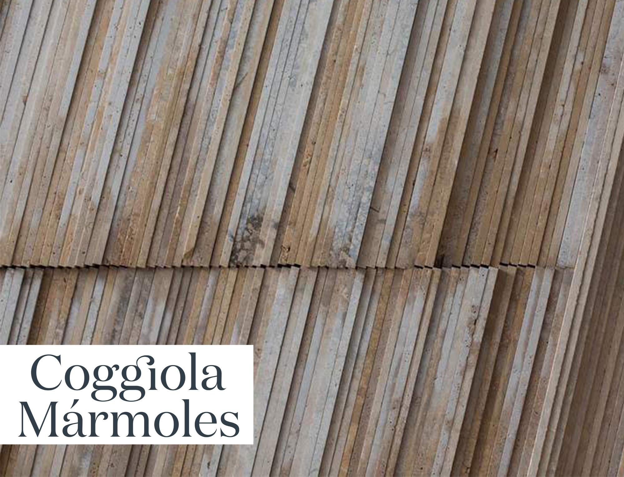 Coggiola Mármoles en Plataforma Arquitectura